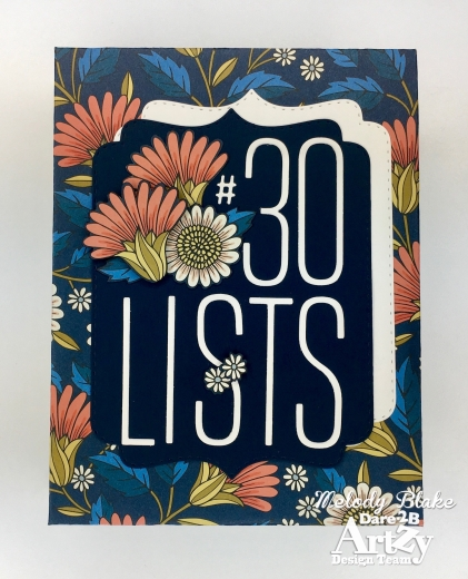 30 Days of Lists – Melody Blake